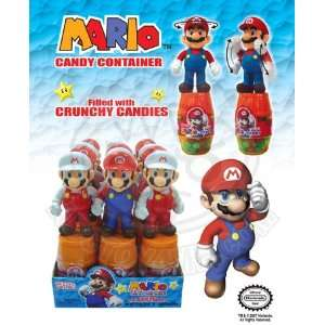 Nintendo Super Mario Brothers Barrel Candy Figure
