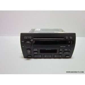 03 04 Cadillac Deville Seville Catera Cd Player Radio