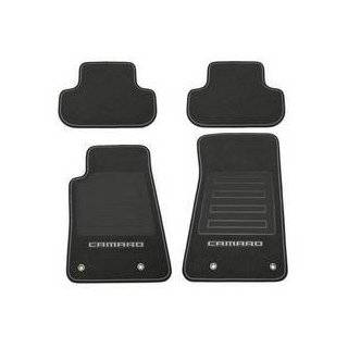 Floor Mats   Front and Rear Premium Carpet   Black Carpet, Inferno
