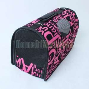 Cat Travel Carrier PORTABLE Pet Carrier Bag Luggage Size S,M,L Pet