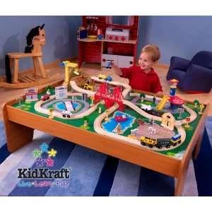 Ride Around Town Train Set by KidKraft Furniture & Decor