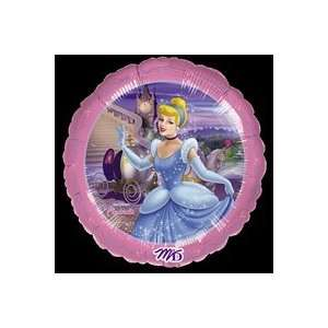 Disney Princess CINDERELLA STARDUST Mylar Party Balloon 18