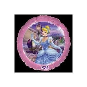 Disney Princess CINDERELLA STARDUST Mylar Party Balloon 18