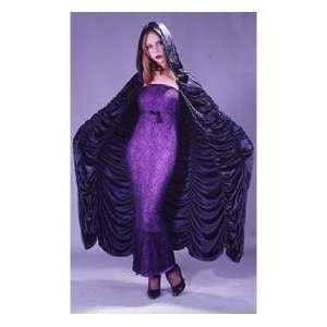 Velvet Coffin Cape Girl Office Products