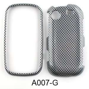 Samsung Messager Touch R630 Carbon Fiber Hard Case/Cover