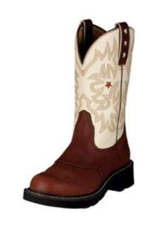 Ariat ProBaby Boots Womens Western Cowboy Boots 10 Raisin