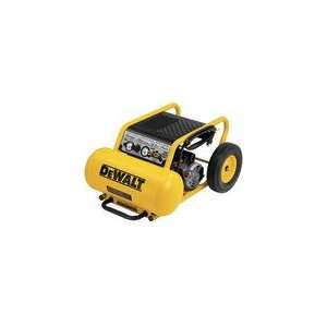 DEWALT D55371 1.5 HP Electric Wheeled Portable Compressor