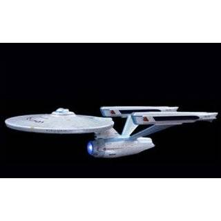 Star Trek: USS Enterprise NCC 1701 A Electronic Starship : Toys
