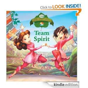 Team Spirit (Disney Fairies: Pixie Hollow Games): Disney Book Group