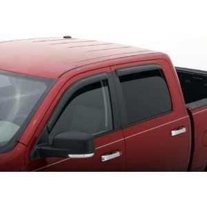 Auto Ventshade 2009 11 Dodge RAM 1500 Crew Cab Ventvisors
