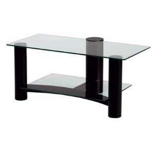 Opera SAV 030 Forenza TV Stand with Two Glass Shelves
