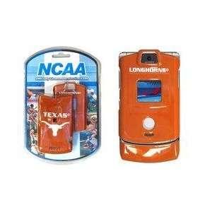 College V3 Cell Case   Texas Longhorns