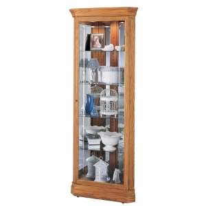 Howard Miller Hammond Curio Cabinet:  Home & Kitchen