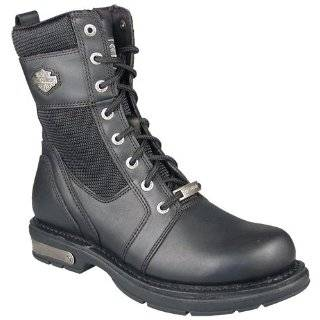 Harley Davidson Mens Colonel Boot,Black,8.5 M US Harley Davidson Men