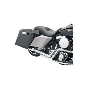 03 613 Custom Side Cover Set for Harley Davidson Touring Automotive