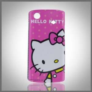 Hello Kitty Pink Dots Images hard case cover for Samsung
