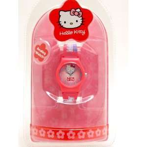 Christmas Gift   Sanrio Hello Kitty LCD Watch Toys & Games