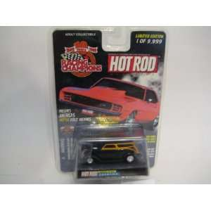 Racing Champion Hot Rod Boxotica Issue #157 Everything
