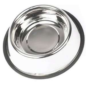 High Quality Stainless steel Non skid Large Dog Bowl 25cm Dog food