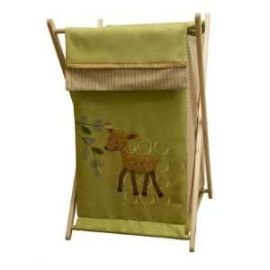 Enchanted Forest Nursery Clothes Hamper Baby
