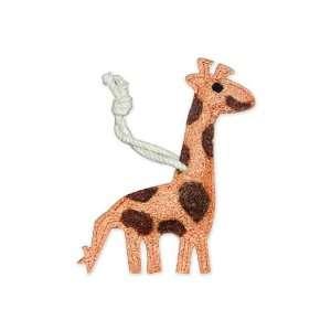 Natural Loofah Multi Purpose Scrubber   Giraffe   FREE