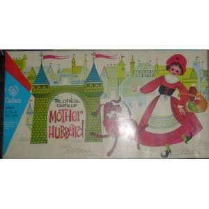 The Comical Game of Mother Hubbard Toys & Games