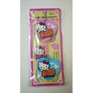 Lovely Sanrio Pair Hello Kitty Key Met in Pink and Blue Toys & Games