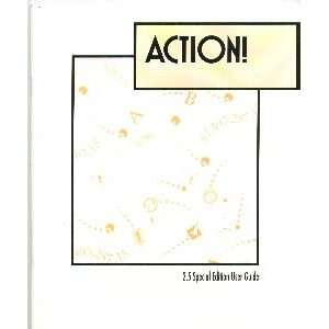 Macromedias ACTION 2.5 Special Edition User Guide. 1993. Macromedia
