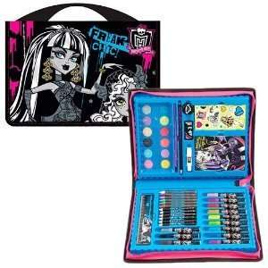 Monster High Carry Art Case  Toys & Games