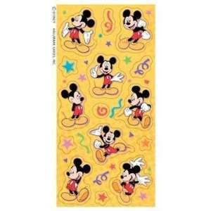 Hallmark Disney Mickey Mouse 4 Sheets Stickers Toys