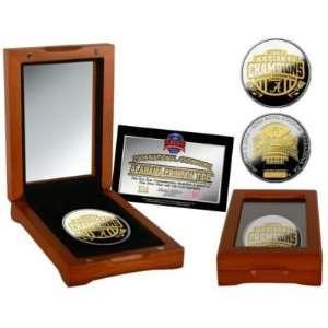 National Champs Alabama Crimson Tide Two Tone Coin