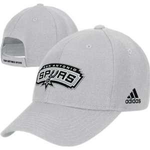 San Antonio Spurs Basic Logo Wool Secondary Adjustable Hat