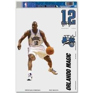 NBA Dwight Howard Static Cling Decal Sheet  Sports