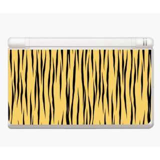 Nintendo DS i Skin   Animal Kingdom Tiger Print