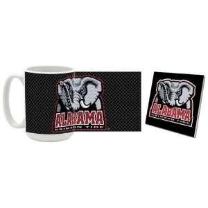 Box Combo Alabama Crimson Tide Beverage Drinkware