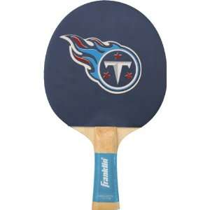 Tennessee Titans Table Tennis Paddle