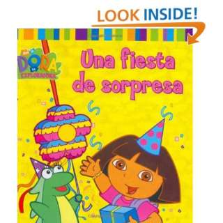 Una fiesta de sorpresa (A Surprise Party) (Dora the