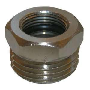 Lasco 10 0013 1/2 Inch Male Iron Pipe by 3/8 Inch Female Compression