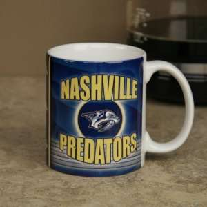 Nashville Predators 11oz. Slapshot Coffee Mug Sports