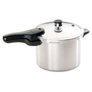 New Presto 6 Quart Pressure Cooker 5.7L Stainless Steel Cooker