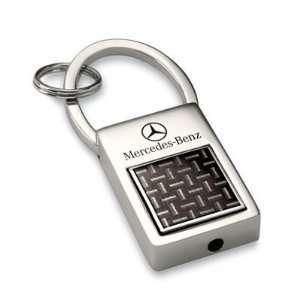 Mercedes Benz Pull Top Key Chain Automotive