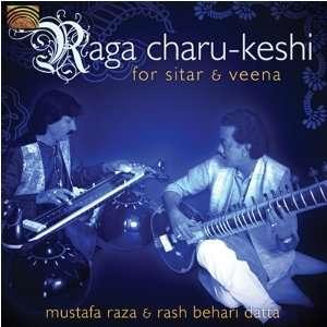 Raga Charu Keshi for Sitar & Veena Mustafa Raza, Rash