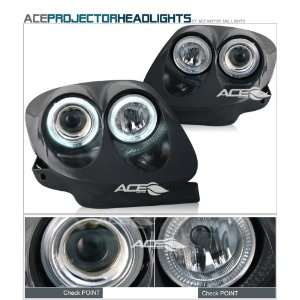 Mazda RX7 Headlights Angel Eyes Halo Headlights 1993 1994