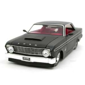 1964 Ford Falcon diecast model car 1:24 scale die cast by Jada Toys
