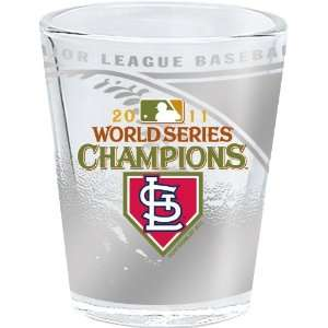 MLB St. Louis Cardinals 2011 World Series Champions 2