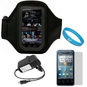 Adjustable Velcro Strap for Sprint HTC EVO Shift 4G Android Smartphone