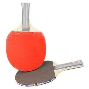 Penhold Table Tennis Racket Pair