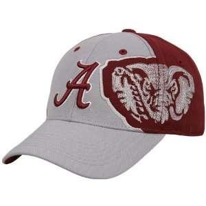 com Top of the World Alabama Crimson Tide Two Tone Wingman 1 Fit Hat