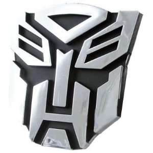 Transformers Autobots Logo 3D Car Hood Ornament / Decal : Toys & Games