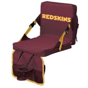 Northpole Washington Redskins NFL Folding Stadium Seat